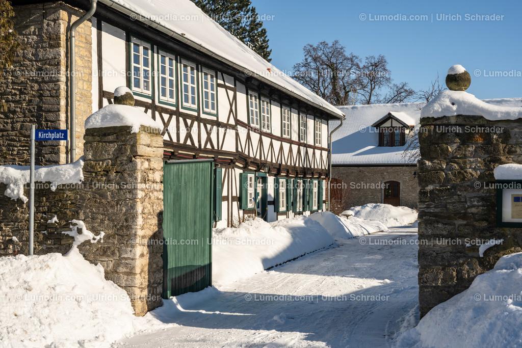 10049-11949 - Eilenstedt im Winter