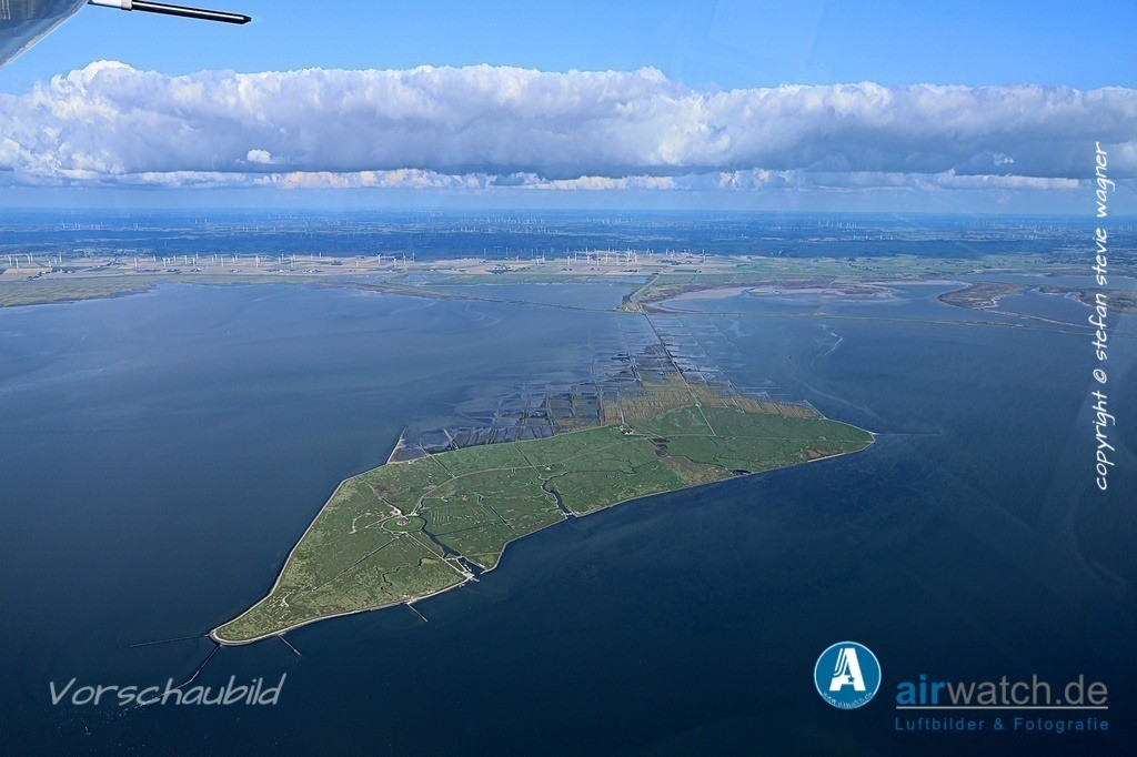 Luftbild Nordstrandischmoor, Lüttmoor, Biosphärenreservat   Nordsee, Nordstrandischmoor • max. 6240 x 4160 pix - Nordsee, Nordstrandischmoor  - Luftbild, Luftaufnahme, aerophoto, Luftbildfotografie, Luftbilder