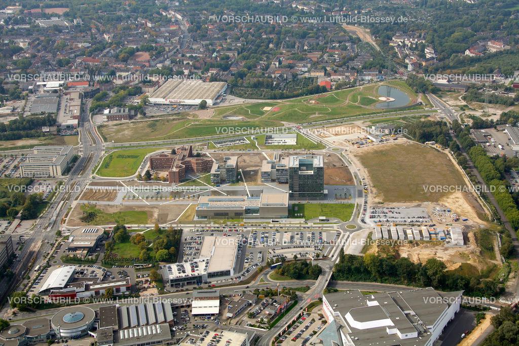 ES10098936 | ThyssenKrupp Hauptverwaltung Essen, Firmenzentrale,  Essen, Ruhrgebiet, Nordrhein-Westfalen, Germany, Europa