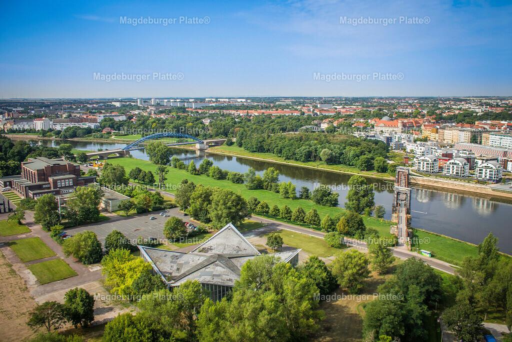 Luftbild Magdeburg City Dom-5398 2