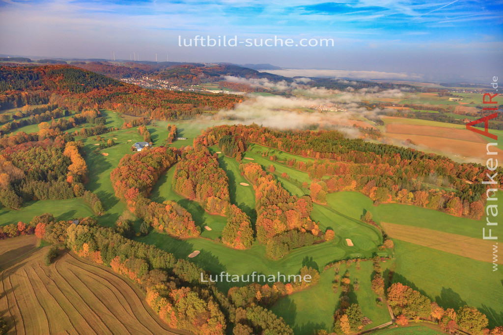 golfplatz-oberfranken-thurnau-17-6017 | Luftbild von Golfplatz-oberfranken Thurnau - Luftaufnahme wurde 2017 von https://frankenair.de mittels Flugzeug (keine Drohne) erstellt - die Geschenkidee