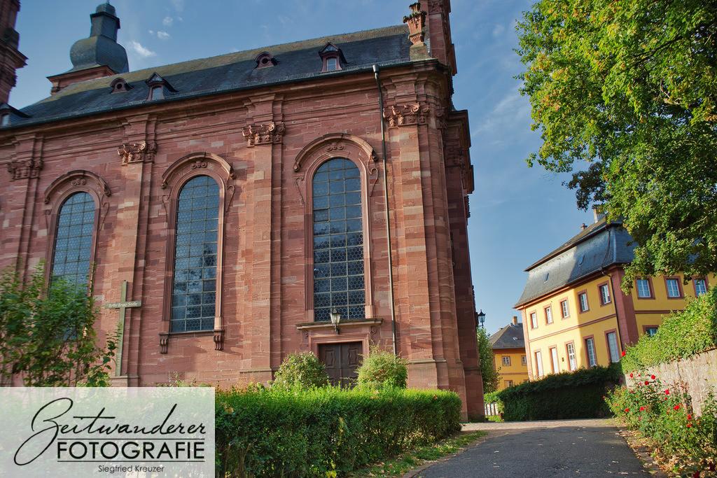 Pfarrkirche St. Gangolf und Leiningsche Verwaltung