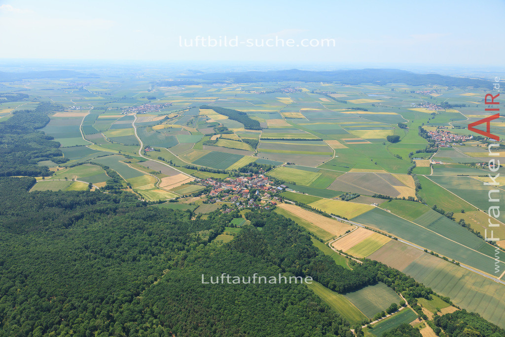 deutenheim-sugenheim-2015-1389 | Luftbild von Deutenheim Sugenheim - Luftaufnahme wurde 2015 von https://frankenair.de mittels Flugzeug (keine Drohne) erstellt - die Geschenkidee