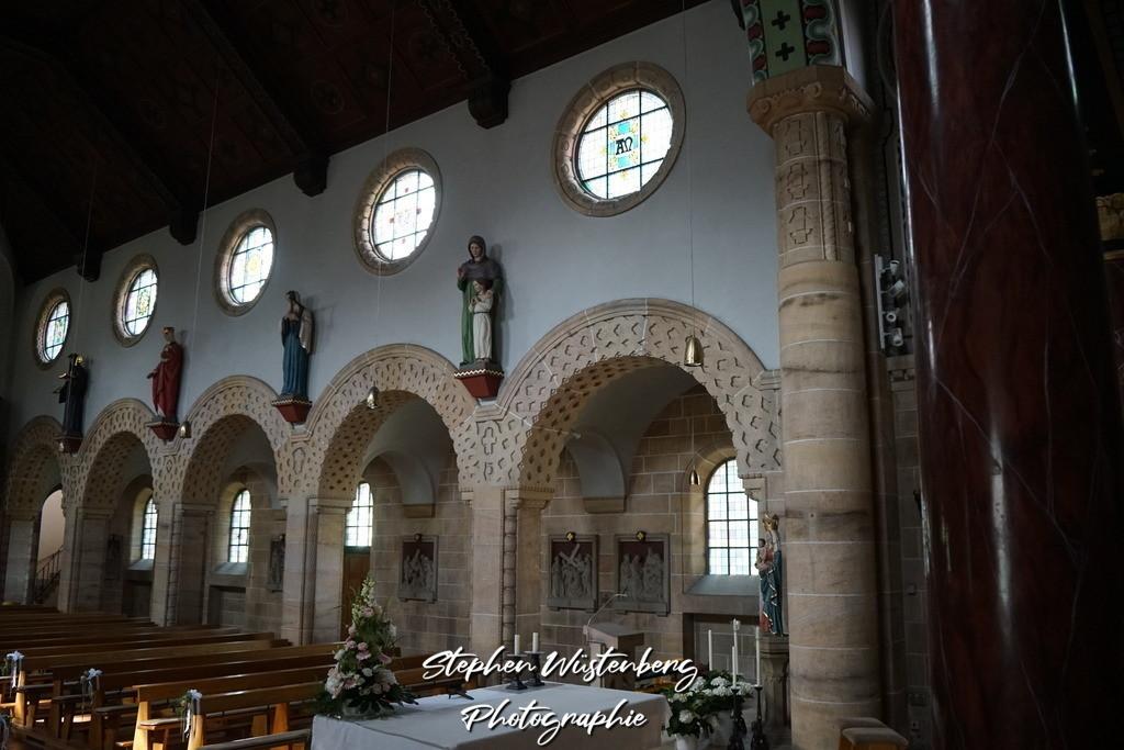 DSC04745 | Innenaufnahmen der kath. Pfarrkirche St.Sebstian in Rockenhausen