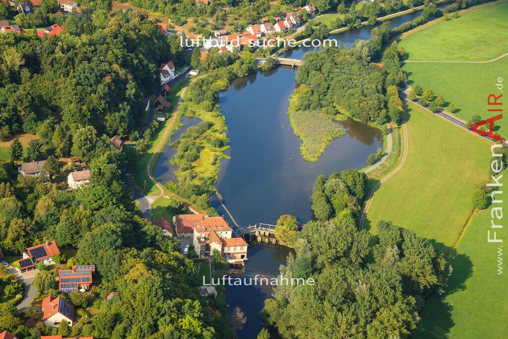 burghaig-kulmbach-2012-543 | Luftbild von Burghaig Kulmbach - Luftaufnahme wurde 2012 von https://frankenair.de mittels Flugzeug (keine Drohne) erstellt - die Geschenkidee