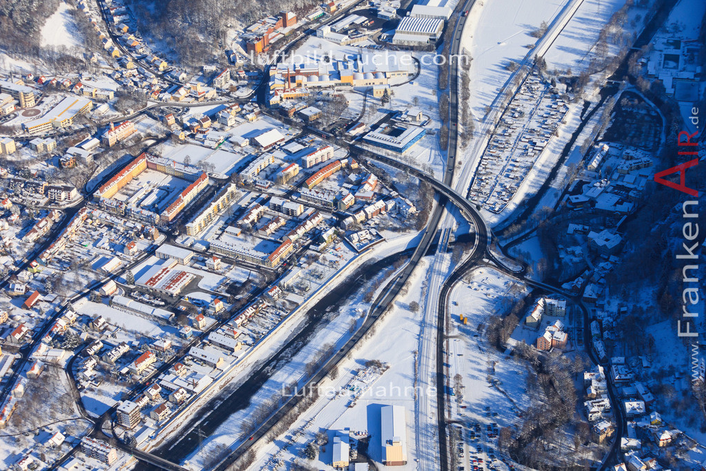 blaich-kulmbach-2016-1949 | Luftbild von Blaich Kulmbach - Luftaufnahme wurde 2016 von https://frankenair.de mittels Flugzeug (keine Drohne) erstellt - die Geschenkidee
