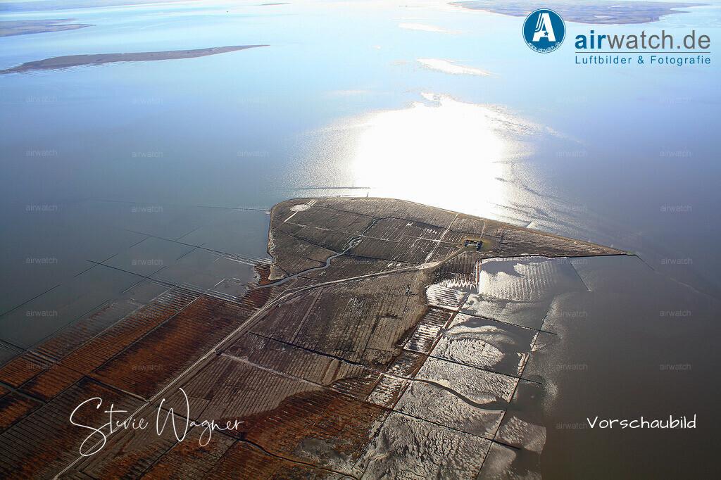 Hamburger Hallig - die Saison ist kurz... | Nordsee, Hamburger Hallig, Luftbild, Luftaufnahme, aerophoto, Luftbildfotografie, Luftbilder 4272 x 2848 pix