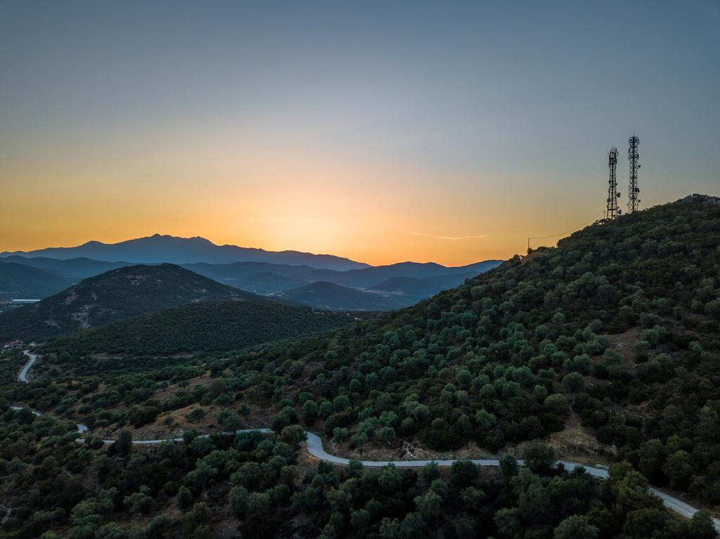 20190702-Nea Peramos sunset