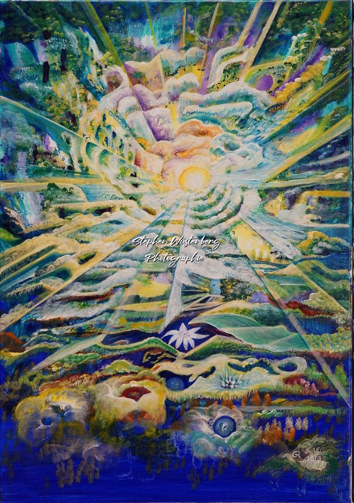 Gingel-0074 | Roland Gingel Artwork @ Gravity Boulderhalle, Bad Kreuznach  Bilder dieser Galerie sind noch nicht im Verkauf. Wenn Sie Repros erwerben möchten, finden Sie diese in der Untergalerie