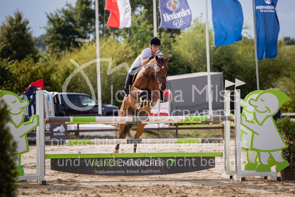 190801_BST_Springpferde-M_5-7J-415 | Braker Sommerturnier 2019 Springpferdeprüfung Kl. M* 5-7jährige Pferde