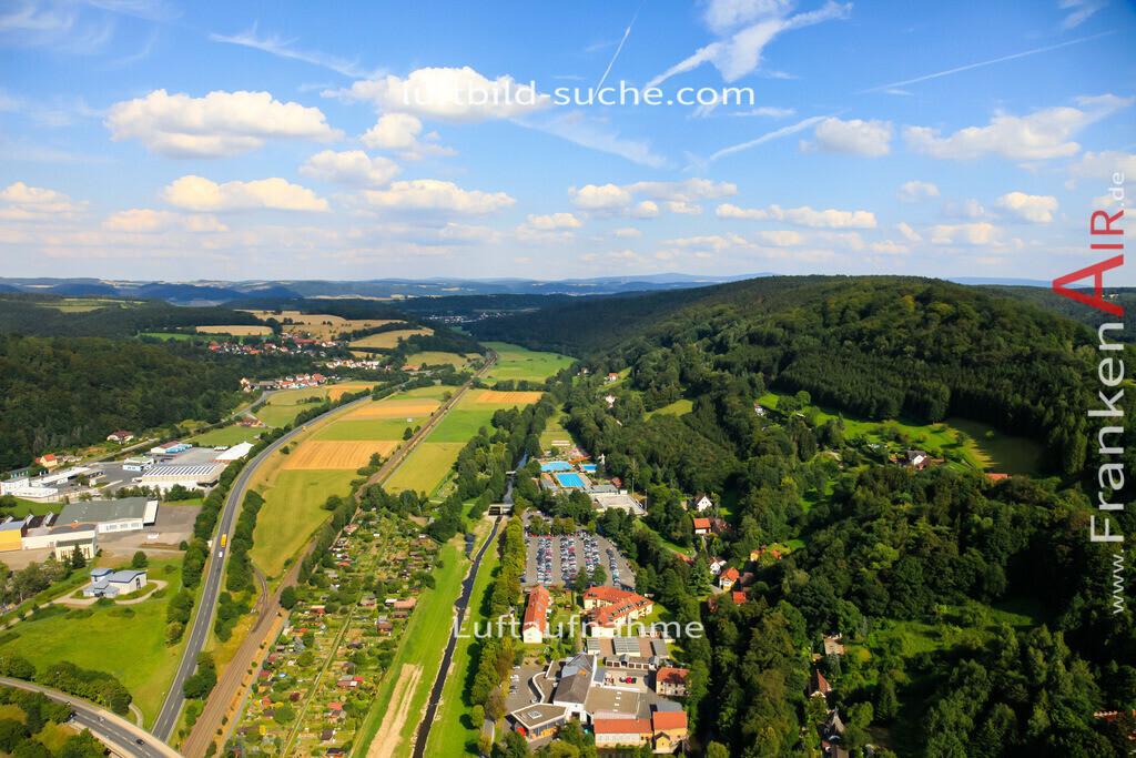 luftbild-kulmbach-2009-1474   Luftbild von  Kulmbach - Luftaufnahme wurde 2009 von https://frankenair.de mittels Flugzeug (keine Drohne) erstellt - die Geschenkidee