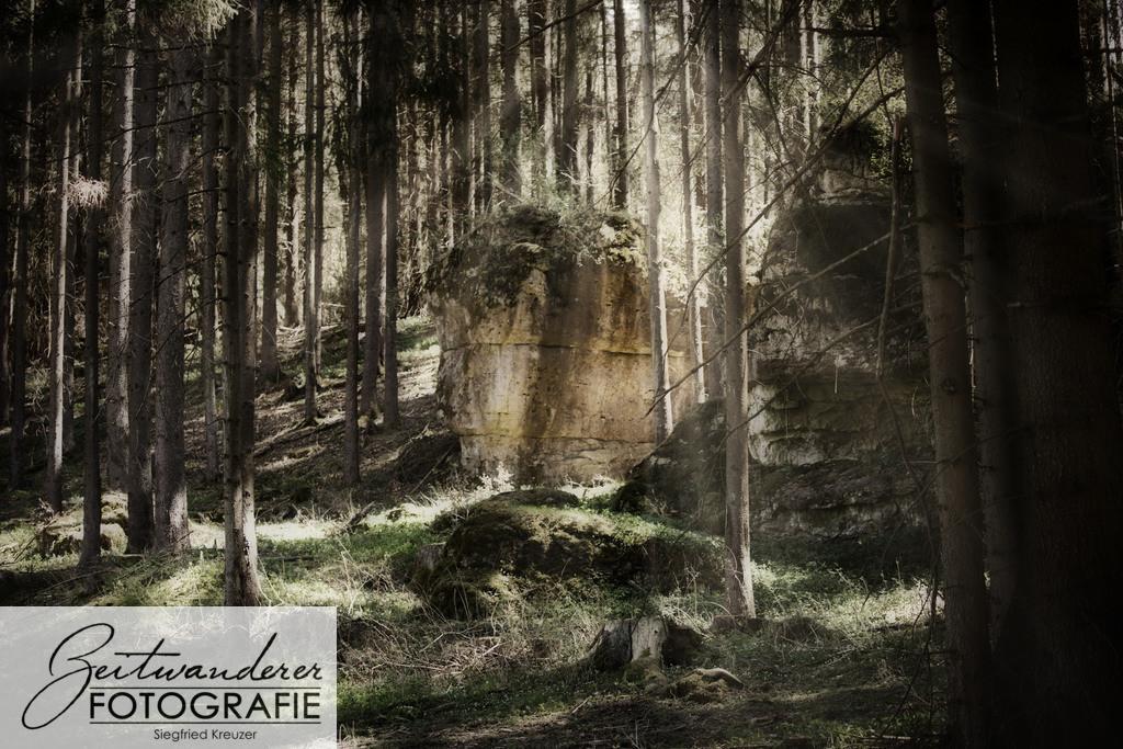 Der verwunschene Felsen