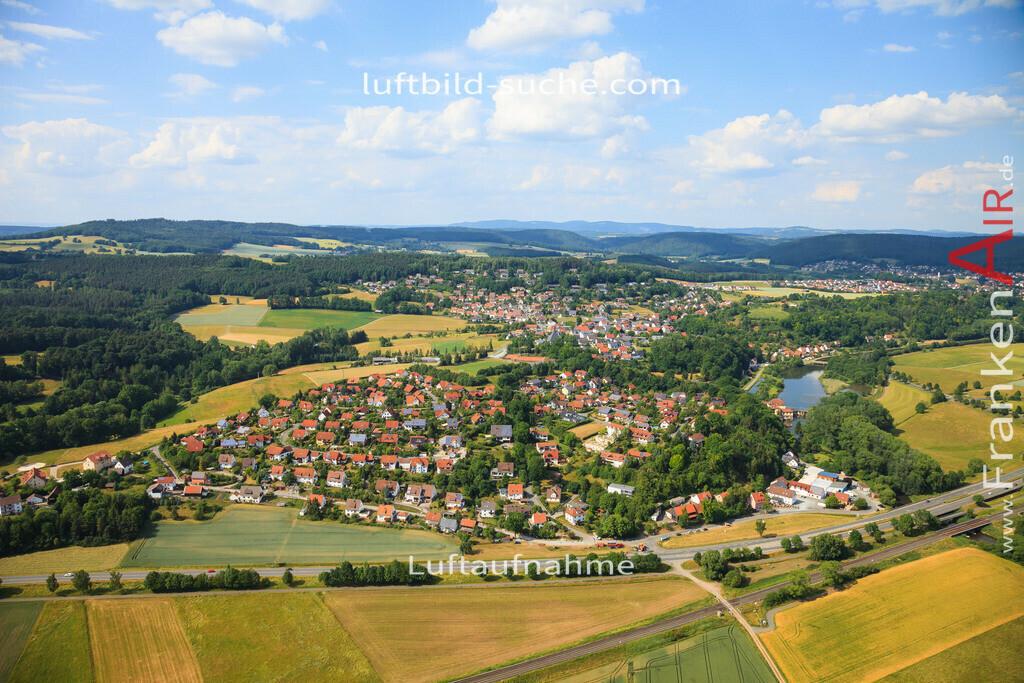 burghaig-kulmbach-2014-788 | Luftbild von Burghaig Kulmbach - Luftaufnahme wurde 2014 von https://frankenair.de mittels Flugzeug (keine Drohne) erstellt - die Geschenkidee