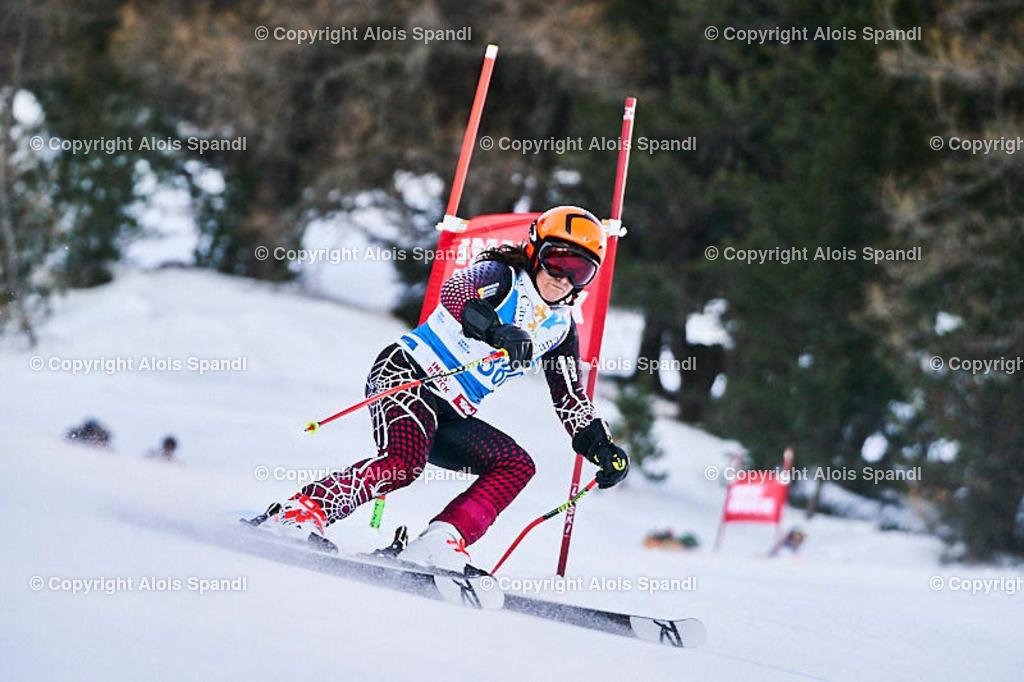 ALS5583_WWMG_GS-II_C | (C) FotoLois.com, Alois Spandl, WinterWorldMastersGames 2020 Innsbruck, Giant Slalom-II Gruppe C Damen, Patscherkofel Olympiaabfahrt, Mi 15. Jänner 2020.