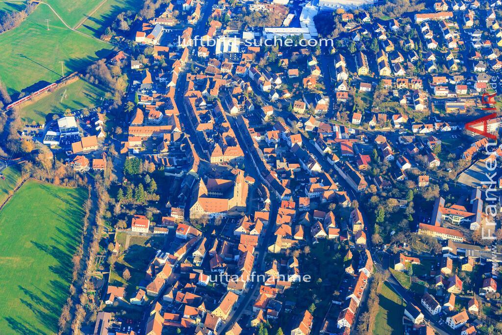 langenzenn-2015-3052 | Luftbild von  Langenzenn - Luftaufnahme wurde 2015 von https://frankenair.de mittels Flugzeug (keine Drohne) erstellt - die Geschenkidee