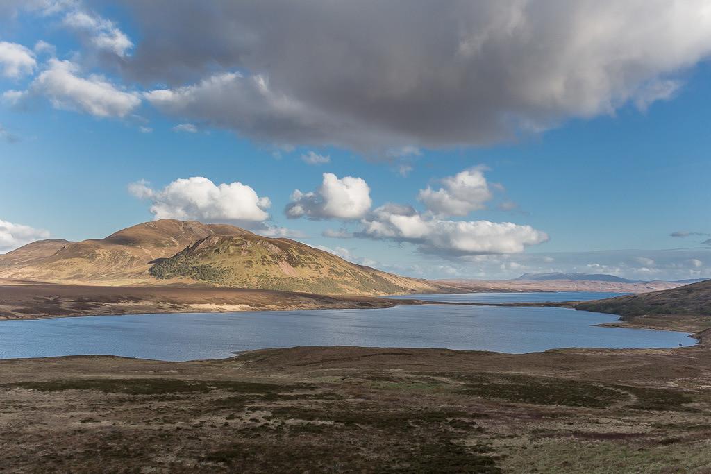 Landschaft in Schottland