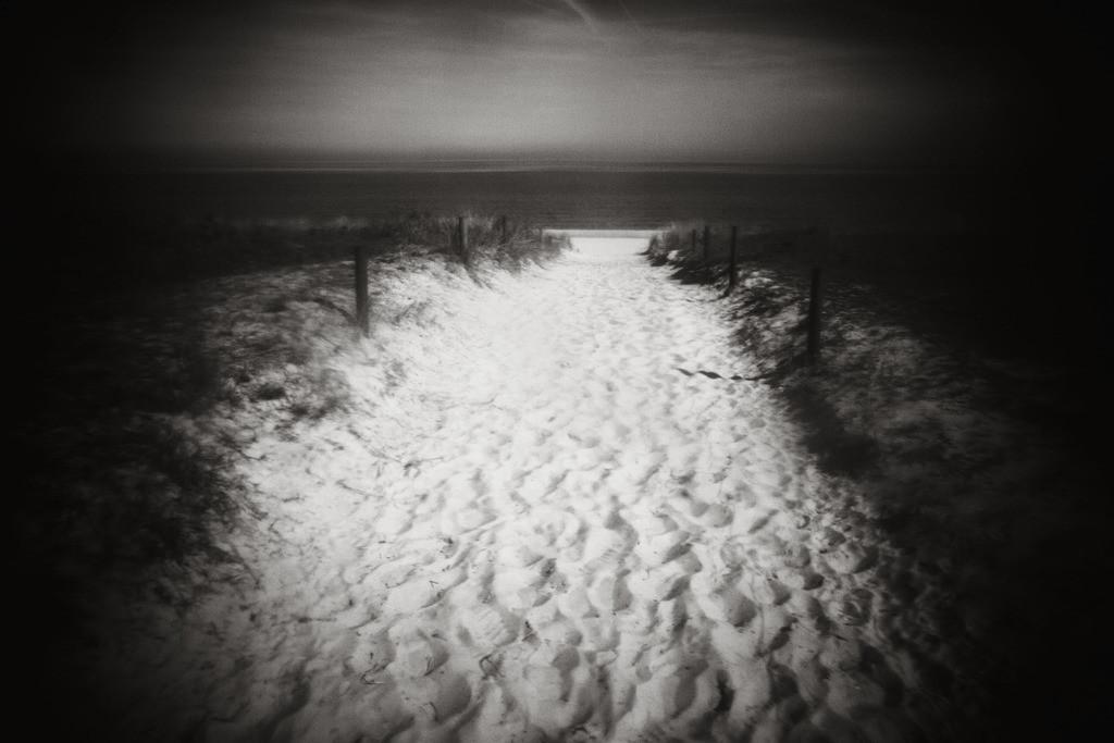 Beach Path   Weg durch die Dünen auf Usedom