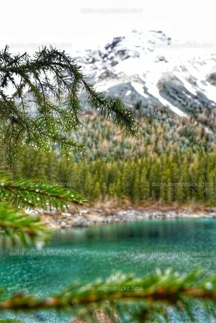 AF_01014-01 | Obernberger See im Tiroler Wipptal. Ein Wanderparadies.