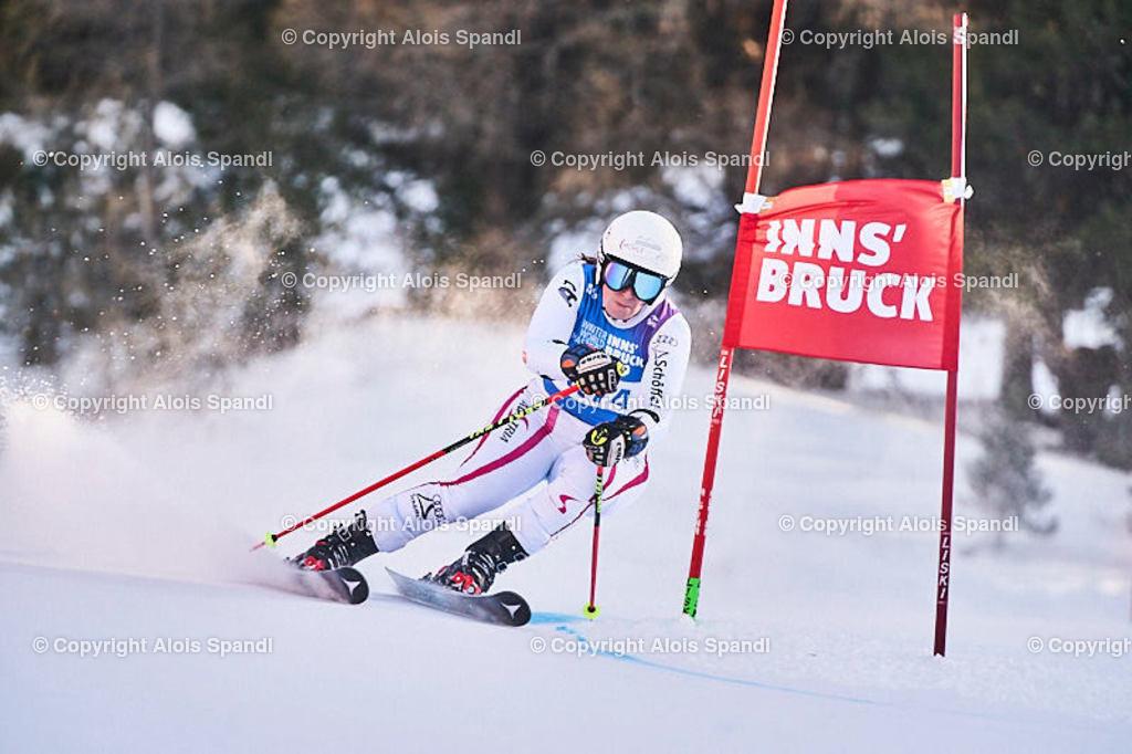 ALS6062_WWMG_GS-II_C | (C) FotoLois.com, Alois Spandl, WinterWorldMastersGames 2020 Innsbruck, Giant Slalom-II Gruppe C Damen, Patscherkofel Olympiaabfahrt, Mi 15. Jänner 2020.