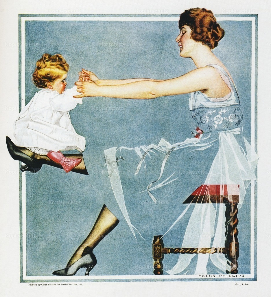 Phillips_ Clarence Coles (1880-1927) - Magazine Advertisement - Luxite 1918