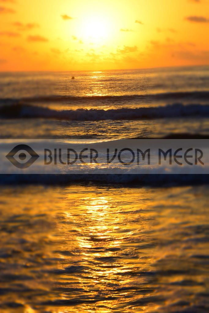 Strand Bilder | Strand Bilder bei Sonnenaufgang am Meer