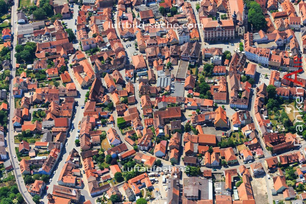 bad-windsheim-2015-1602 | Luftbild von  Bad-windsheim - Luftaufnahme wurde 2015 von https://frankenair.de mittels Flugzeug (keine Drohne) erstellt - die Geschenkidee