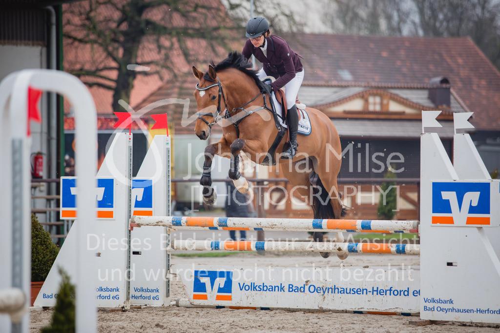 190404_Frühlingsfest_Sprpf-A-119 | Frühlingsfest Herford 2019 Springpferdeprüfung Klasse A**