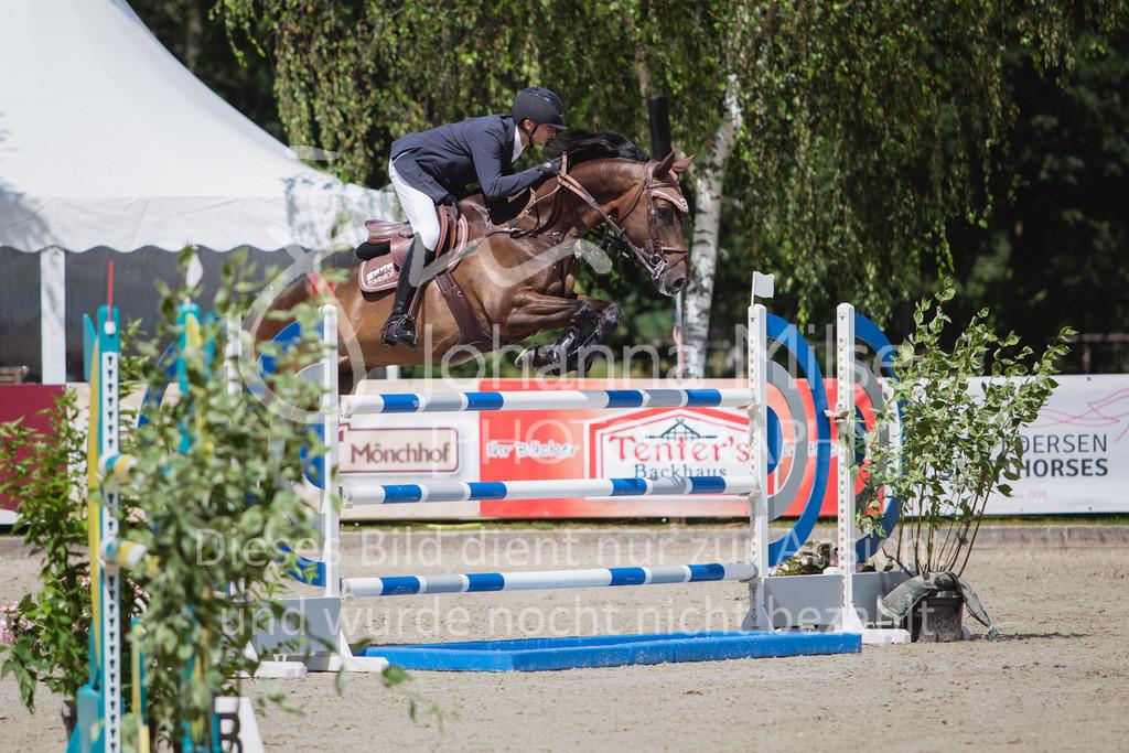 200726_Wohlde_M2-Springen-159   Late Entry Wohlde Pedersen Sporthorses 26.07.2020 Springprüfung Kl. M** 7jährig + ält. Pferde