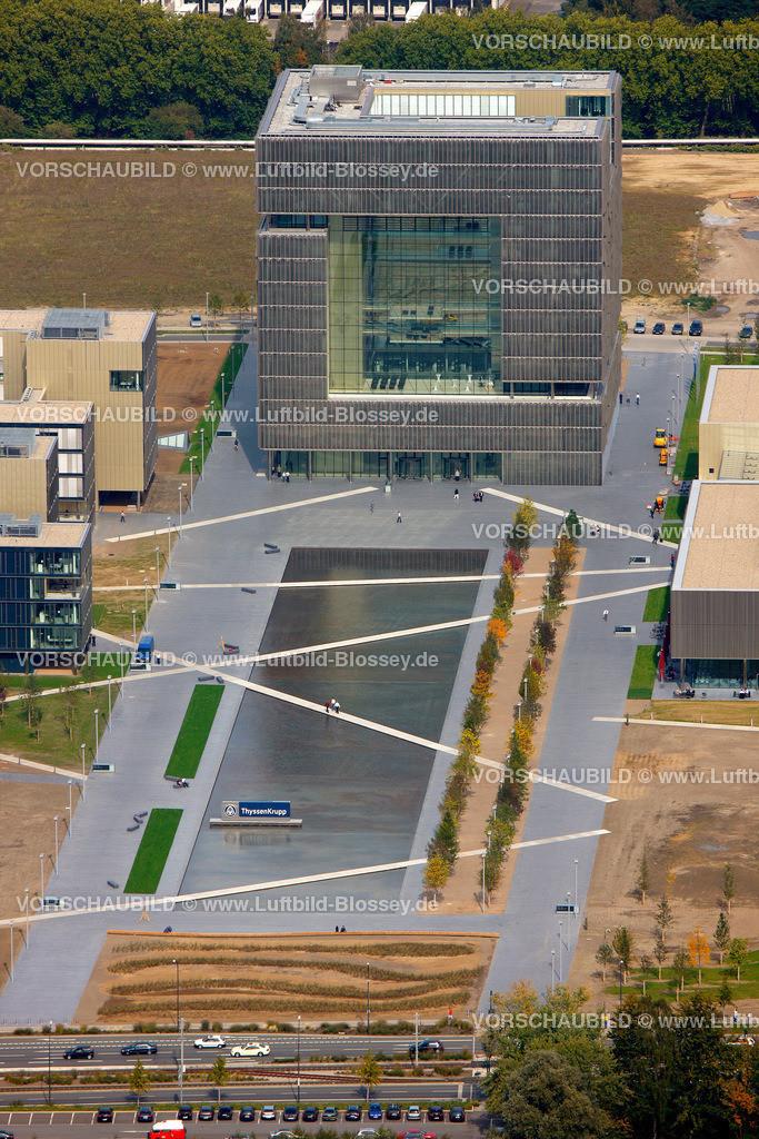 ES10098891 | ThyssenKrupp Hauptverwaltung Essen, Firmenzentrale,  Essen, Ruhrgebiet, Nordrhein-Westfalen, Germany, Europa