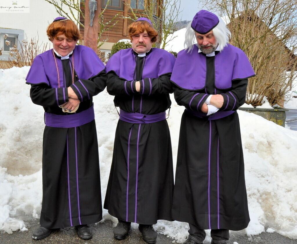 Die drei Dorfheiligen II