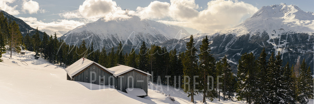 Ötztaler Panoram | EIn wunderschöner Wintertag in den Ötztaler Alpen