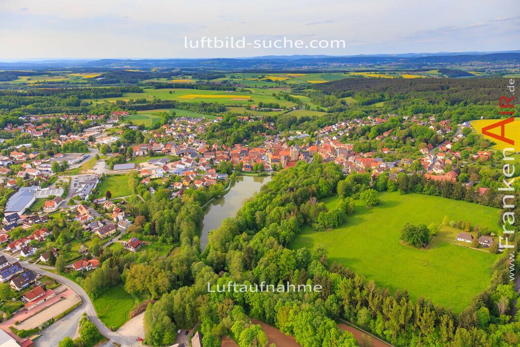 thurnau-2016-3359 | Luftbild von  Thurnau - Luftaufnahme wurde 2016 von https://frankenair.de mittels Flugzeug (keine Drohne) erstellt - die Geschenkidee