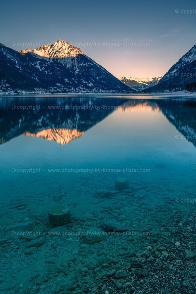 Achensee im Winter-4