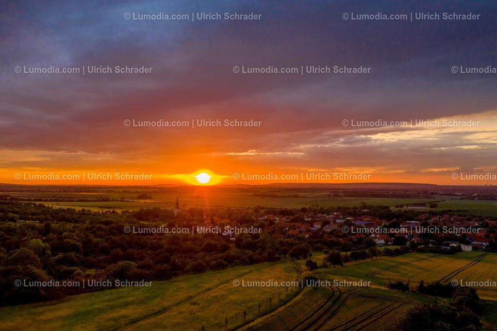 10049-50480 - Sonnenuntergang _ Eilenstedt