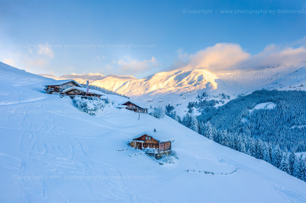 Lattenalm im Winter-1