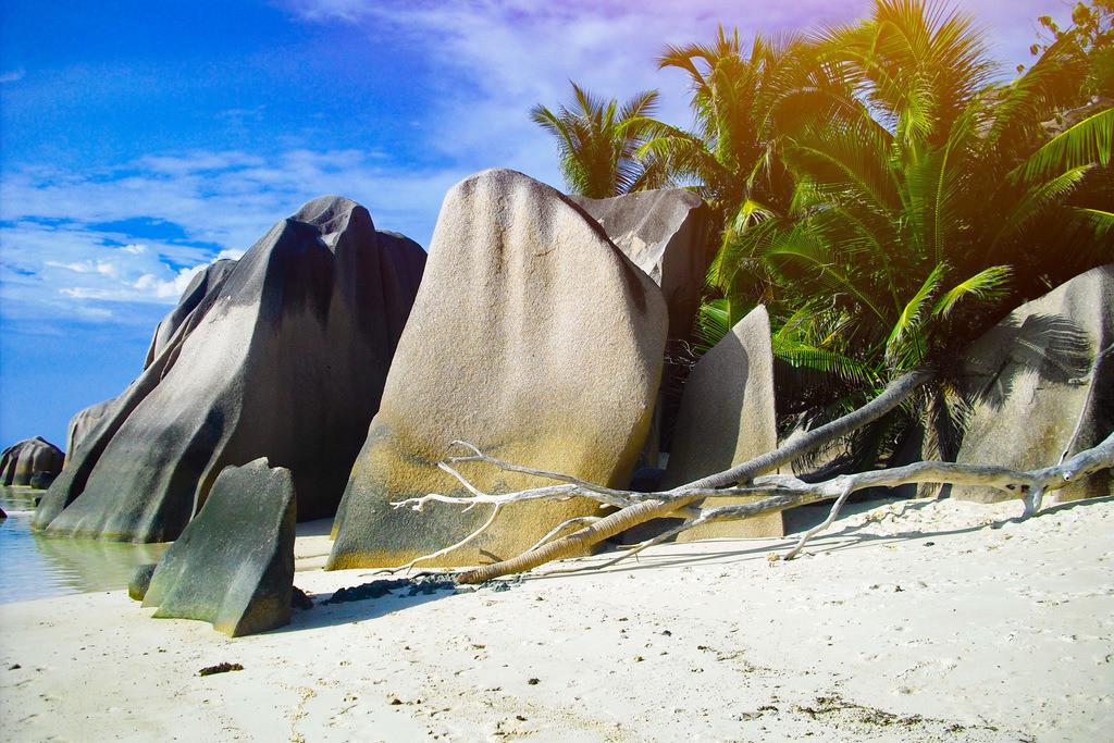 Anse Source D'Argent - Seychellen | Einer der schönsten Strände auf den Seychellen