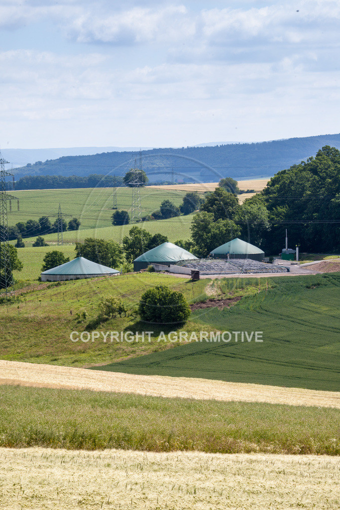20090613-IMG_2988 | alternative Energie Biogas - AGRARFOTO Bildgagentur