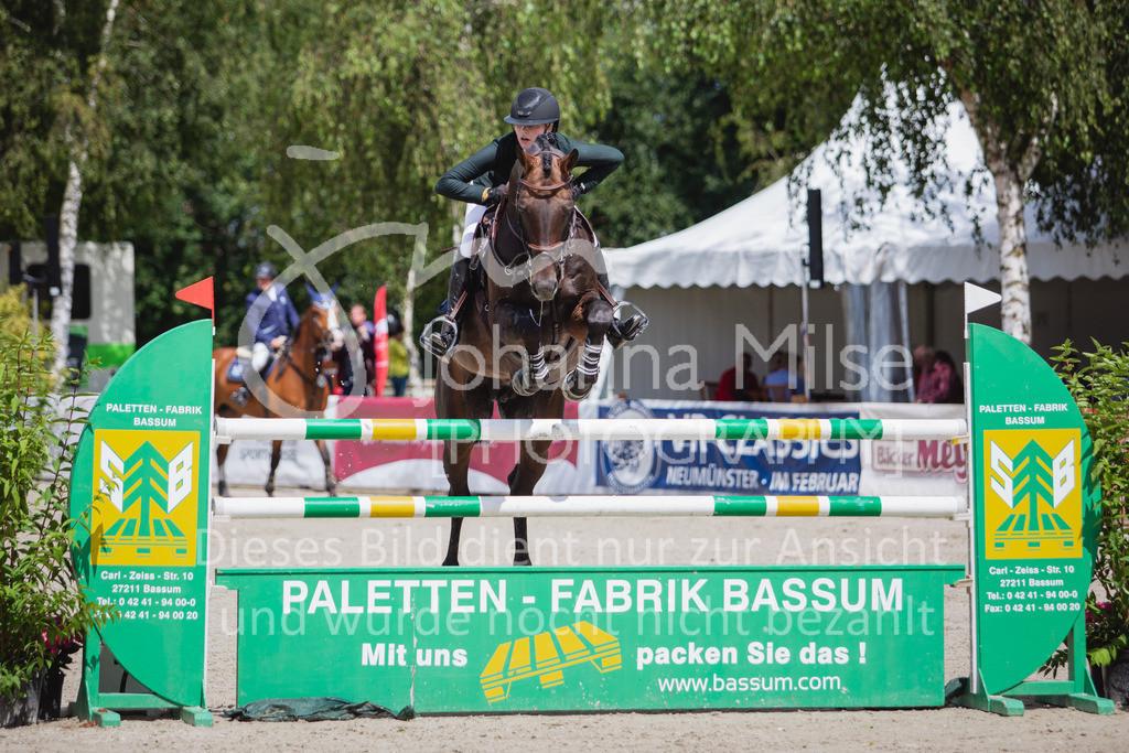 200726_Wohlde_M2-Springen-117 | Late Entry Wohlde Pedersen Sporthorses 26.07.2020 Springprüfung Kl. M** 7jährig + ält. Pferde