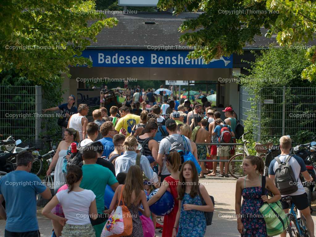 Badesee-37 | Bensheim,Sommer am Badesee, ,, Bild: Thomas Neu