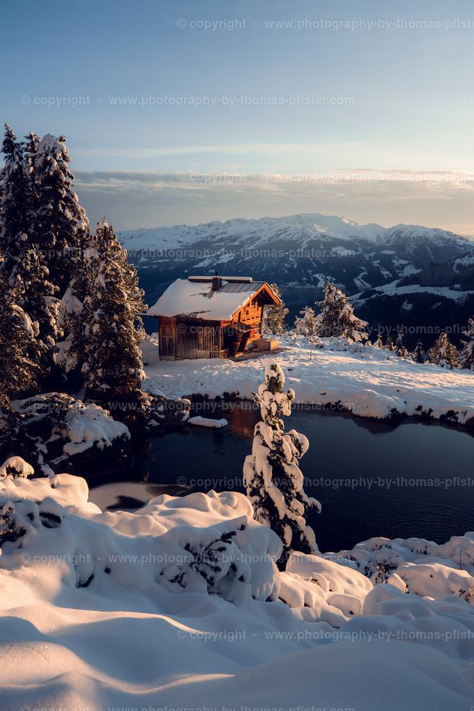 Penken Sonnenaufgang bei Alpenvereinshütte-2