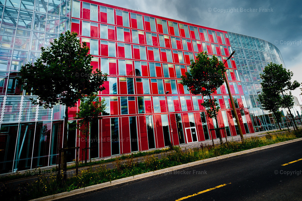 Bürogebäude Düsseldorf