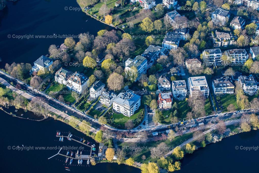 Hamburg_Uhlenhorst_Schöne_Aussicht_ELS_4852200421 | HAMBURG 20.04.2021 Wohngebiet