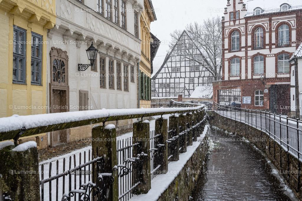 10049-11588 - Winter in Quedlinburg
