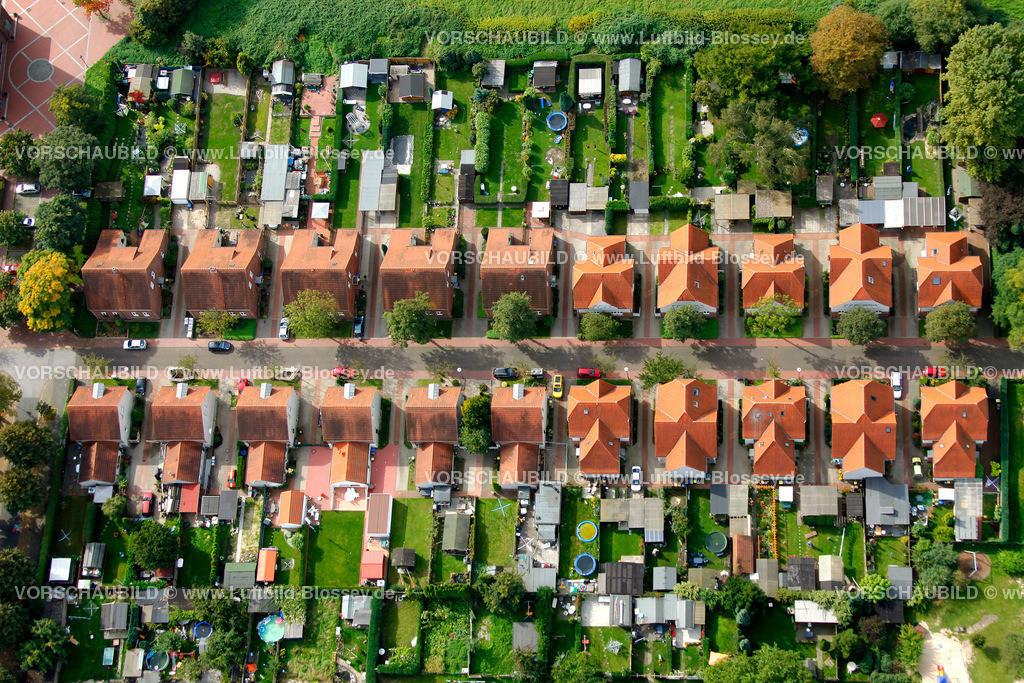 ES10098675 | Bergbausiedlung Boshamerweg, Essen-Karnap,  Essen, Ruhrgebiet, Nordrhein-Westfalen, Germany, Europa