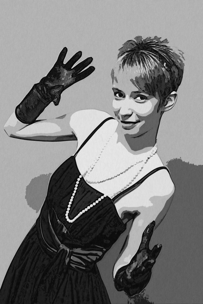 Handschuh Lady Bild 008