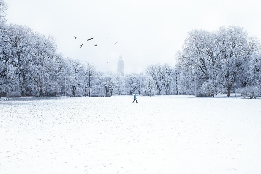 Winter Leipzig