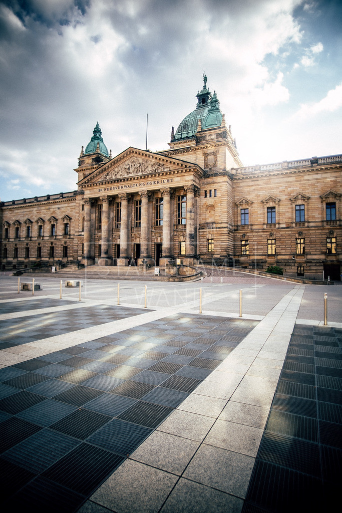 Bundesverwaltungsgericht Leipzig Perspektive