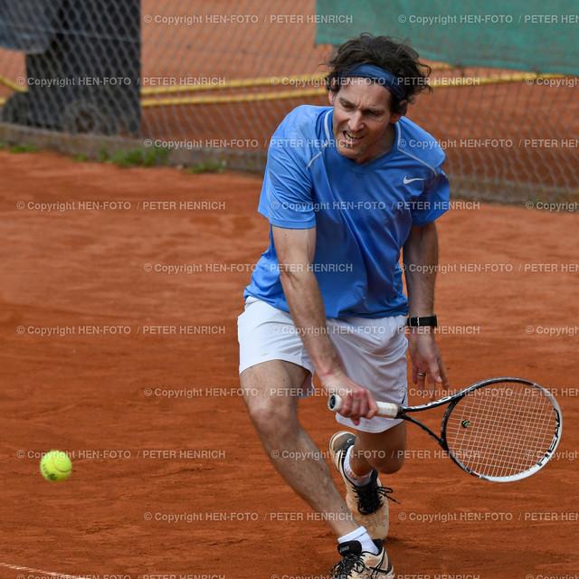 Tennis Hessenliga Herren 40 SG Arheilgen 20190526 copyright by HEN-FOTO | Tennis Hessenliga Herren 40 SG Arheilgen 20190526 Dr. Brendel (SGA) copyright by HEN-FOTOO Foto: Peter Henrich