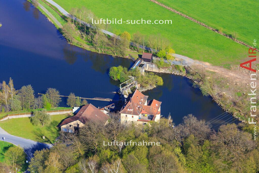 burghaig-kulmbach-2016-2043 | Luftbild von Burghaig Kulmbach - Luftaufnahme wurde 2016 von https://frankenair.de mittels Flugzeug (keine Drohne) erstellt - die Geschenkidee