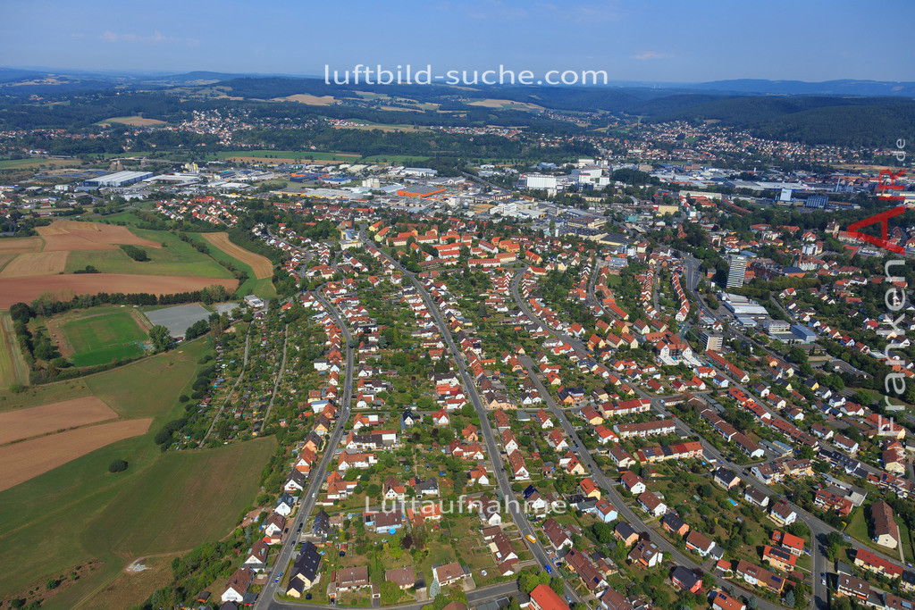 mangersreuth-kulmbach-2015-5393   Luftbild von Mangersreuth Kulmbach - Luftaufnahme wurde 2015 von https://frankenair.de mittels Flugzeug (keine Drohne) erstellt - die Geschenkidee